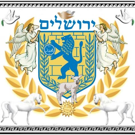 Verbvm Dei ™The Crown of Jerusalem Son Altesse Royale Jose Maria Chavira MS Adagio 1st Dominus dominorum est et rex regum et reginarum © all rights reserved